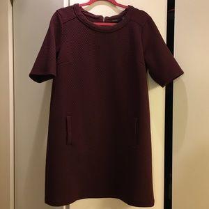 Halogen Textured Tunic Dress
